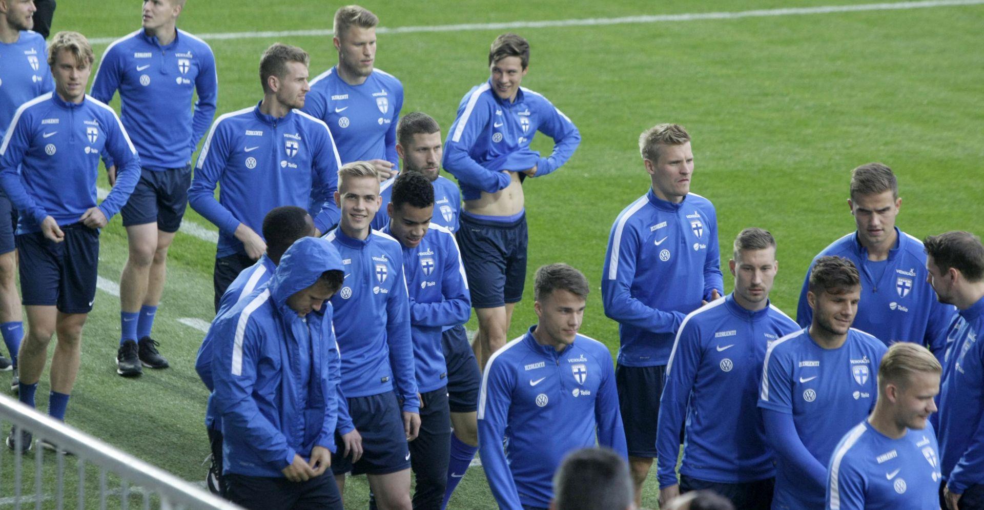 STIGLI FINCI Skandinavci isprobali Rujevicu spremni da sutra zagorče život Anti Čačiću