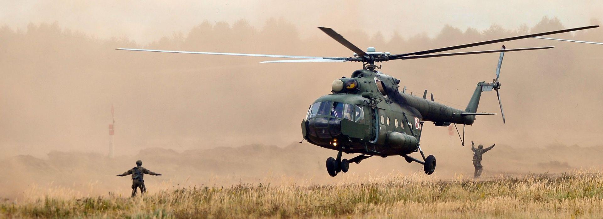 UZROK NEPOZNAT Vojni helikopter srušio se u Meksiku, sedmero poginulo