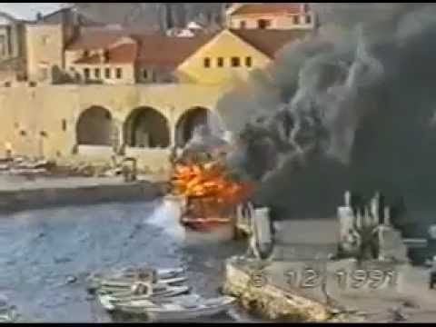 VIDEO: DA SE NE ZABORAVI 26. godišnjica napada na Dubrovnik