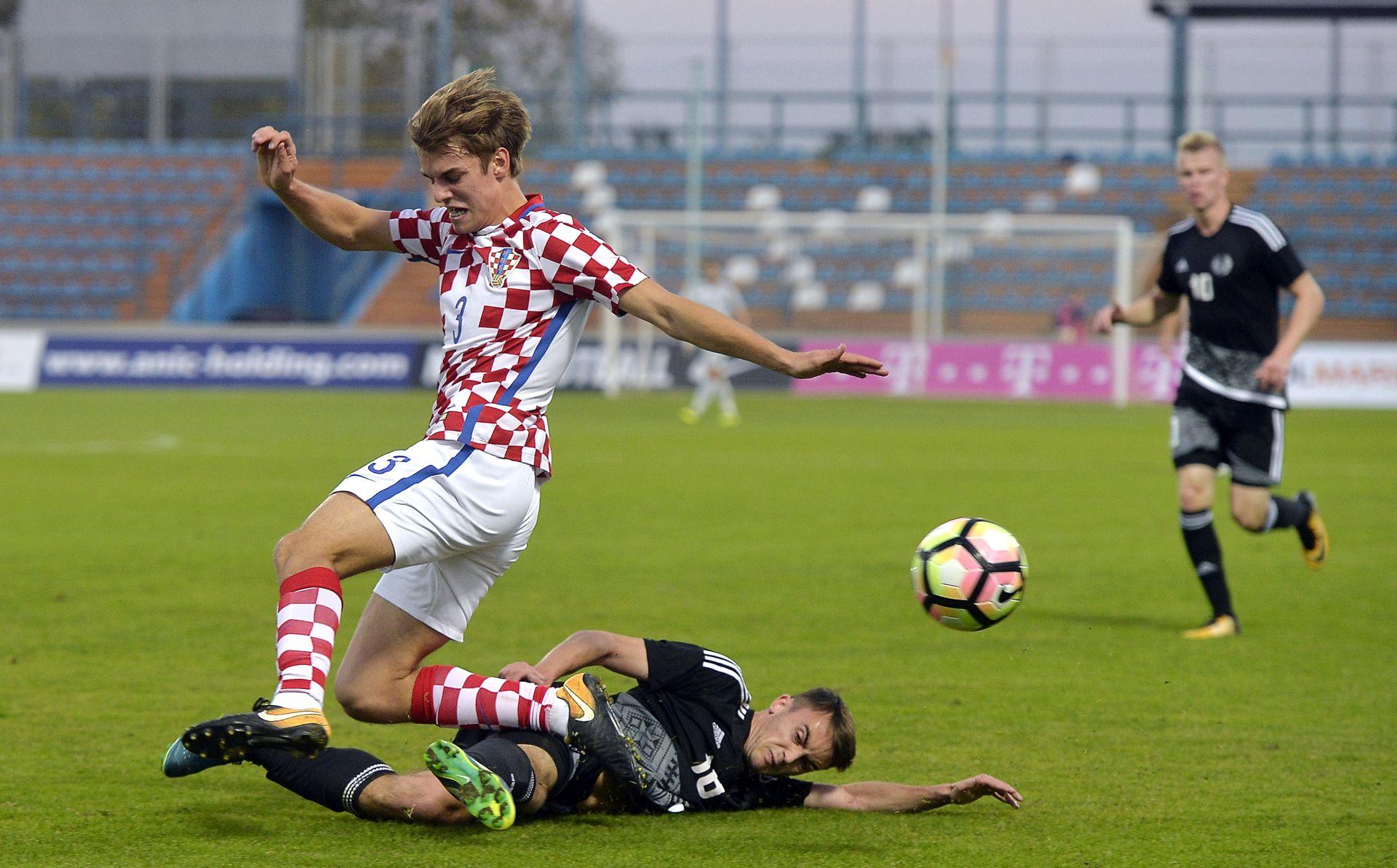 NEOBJAŠNJIV PREOKRET Kvalifikacije EP U-21: Hrvatska – Bjelorusija 2-1