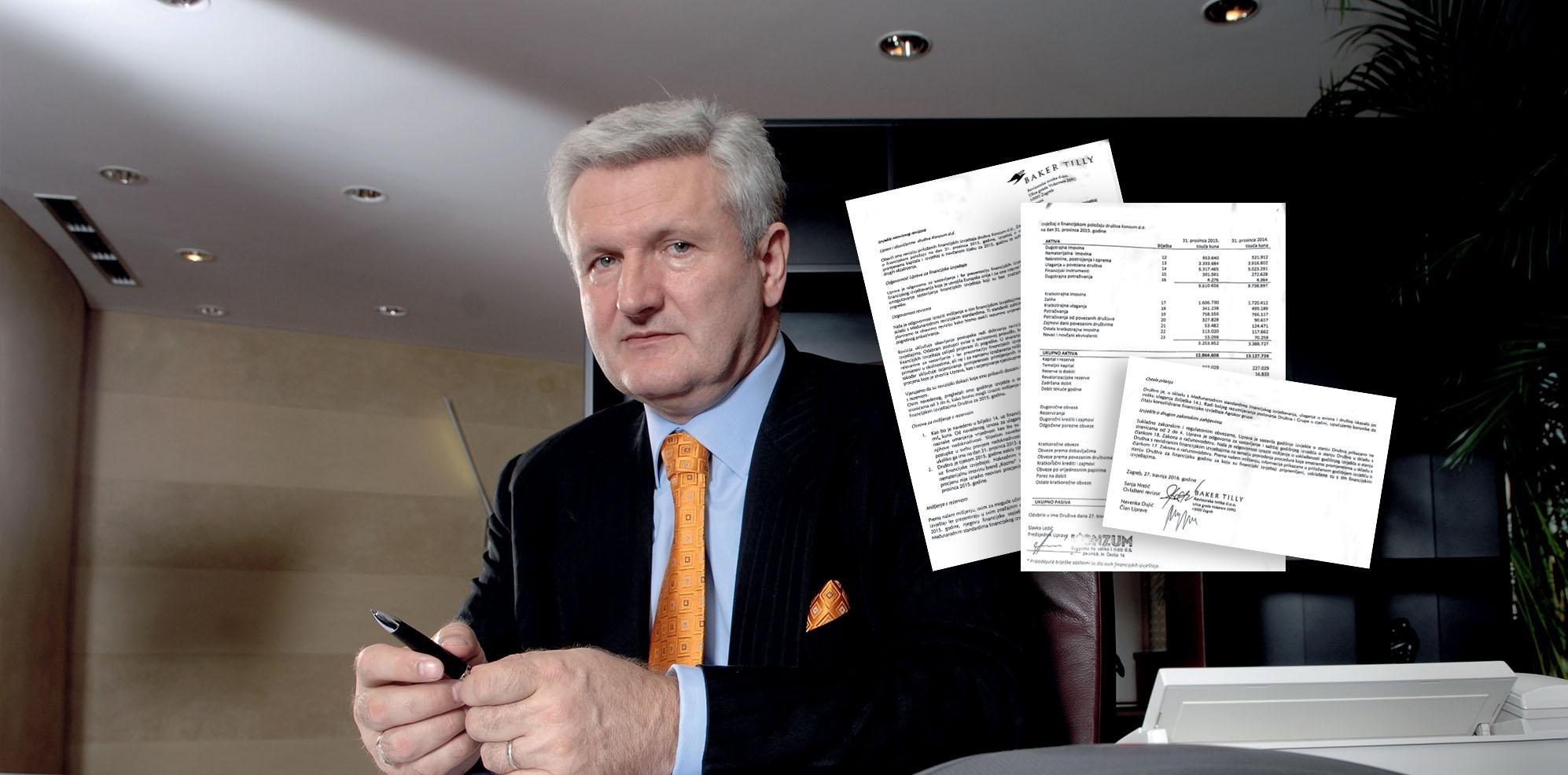 EKSKLUZIVNI DOKUMENTI Kako je Todorić falsificirao bilancu Agrokora