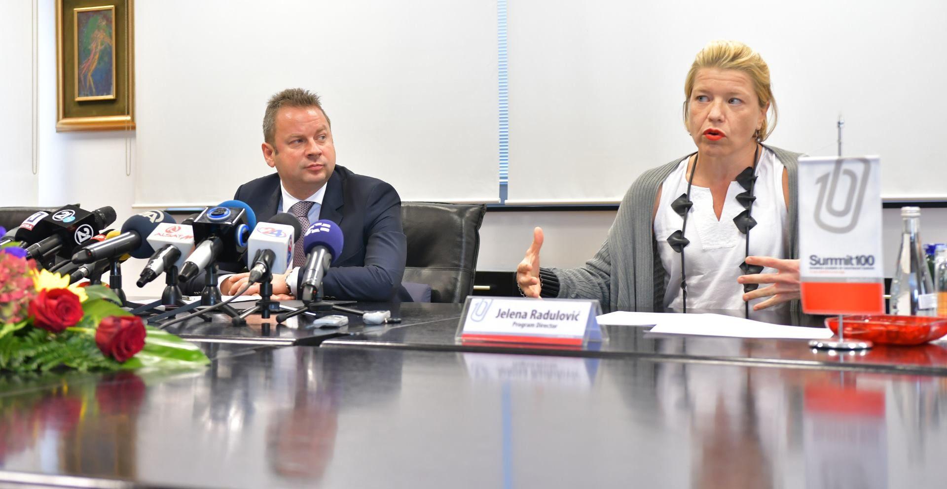 Uskoro počinje Summit100 poslovnih lidera jugoistočne Europe