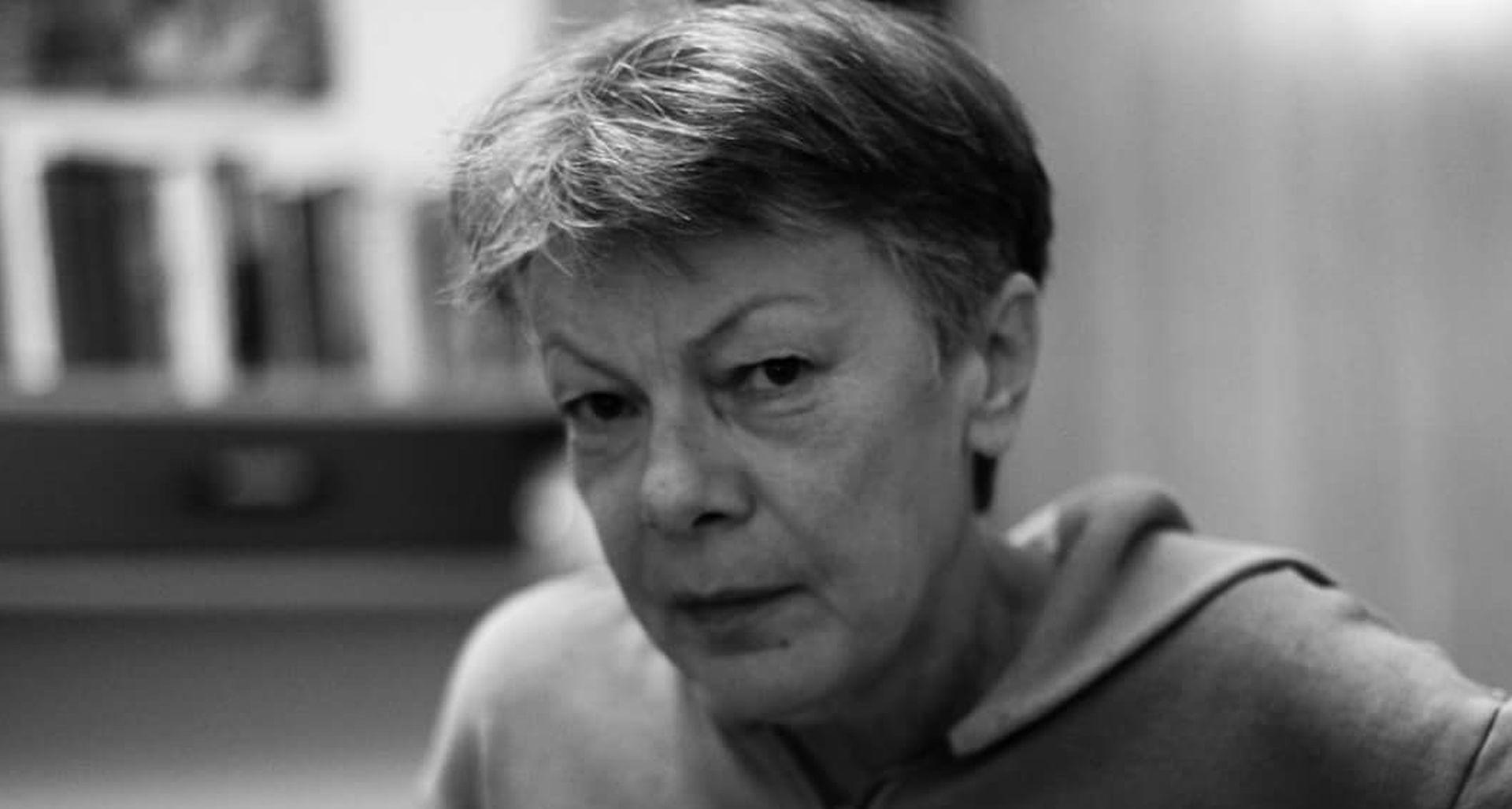 BRITKA, NEPOKOLEBLJIVA I NEUSTRAŠIVA Umrla Jasna Babić, nekadašnja vrsna novinarka Nacionala i brojnih redakcija
