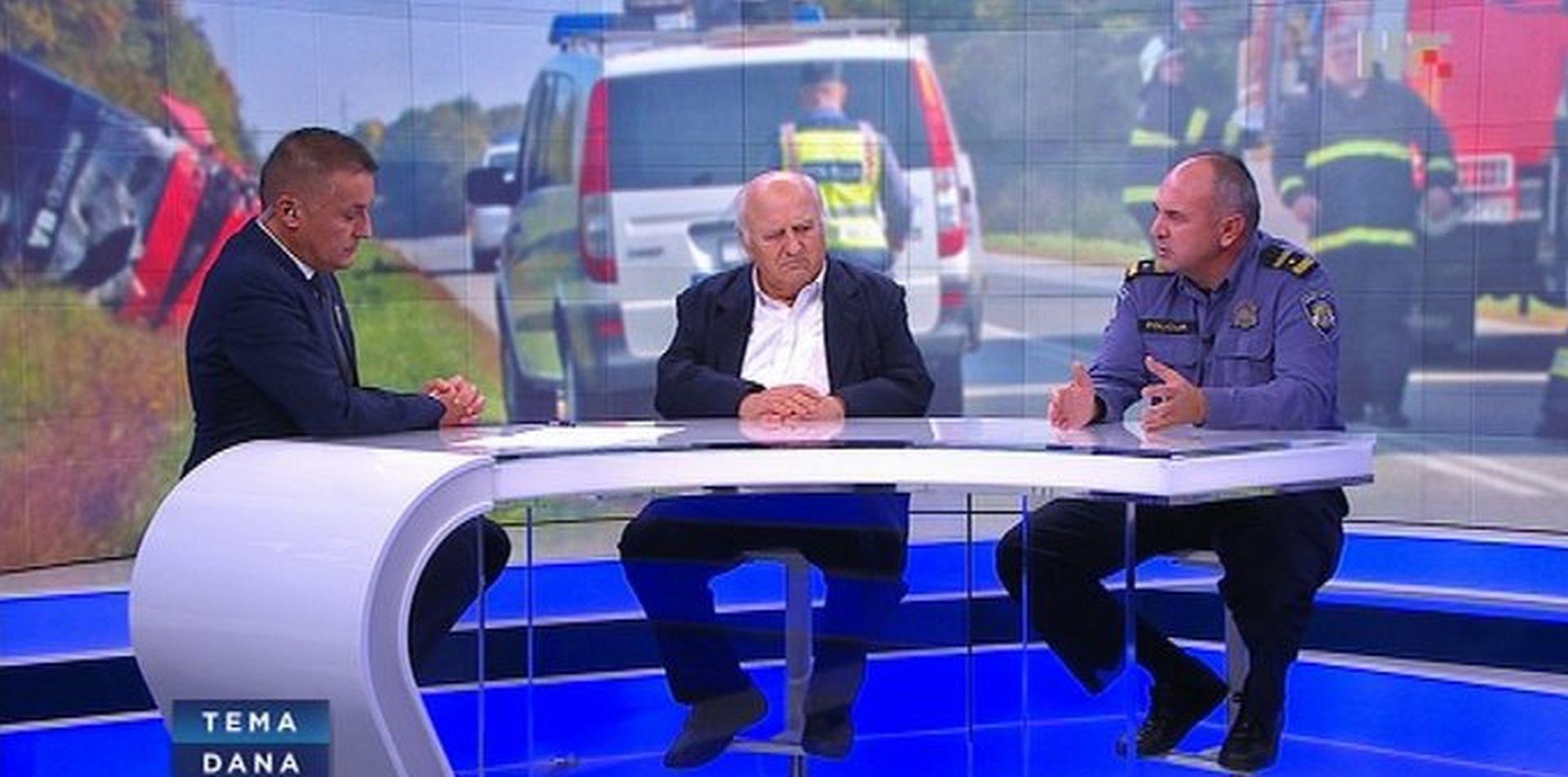 """VIDEO: TEMA DANA HRT-A """"Iz ove nesreće trebamo izvući pouku za društvo"""""""