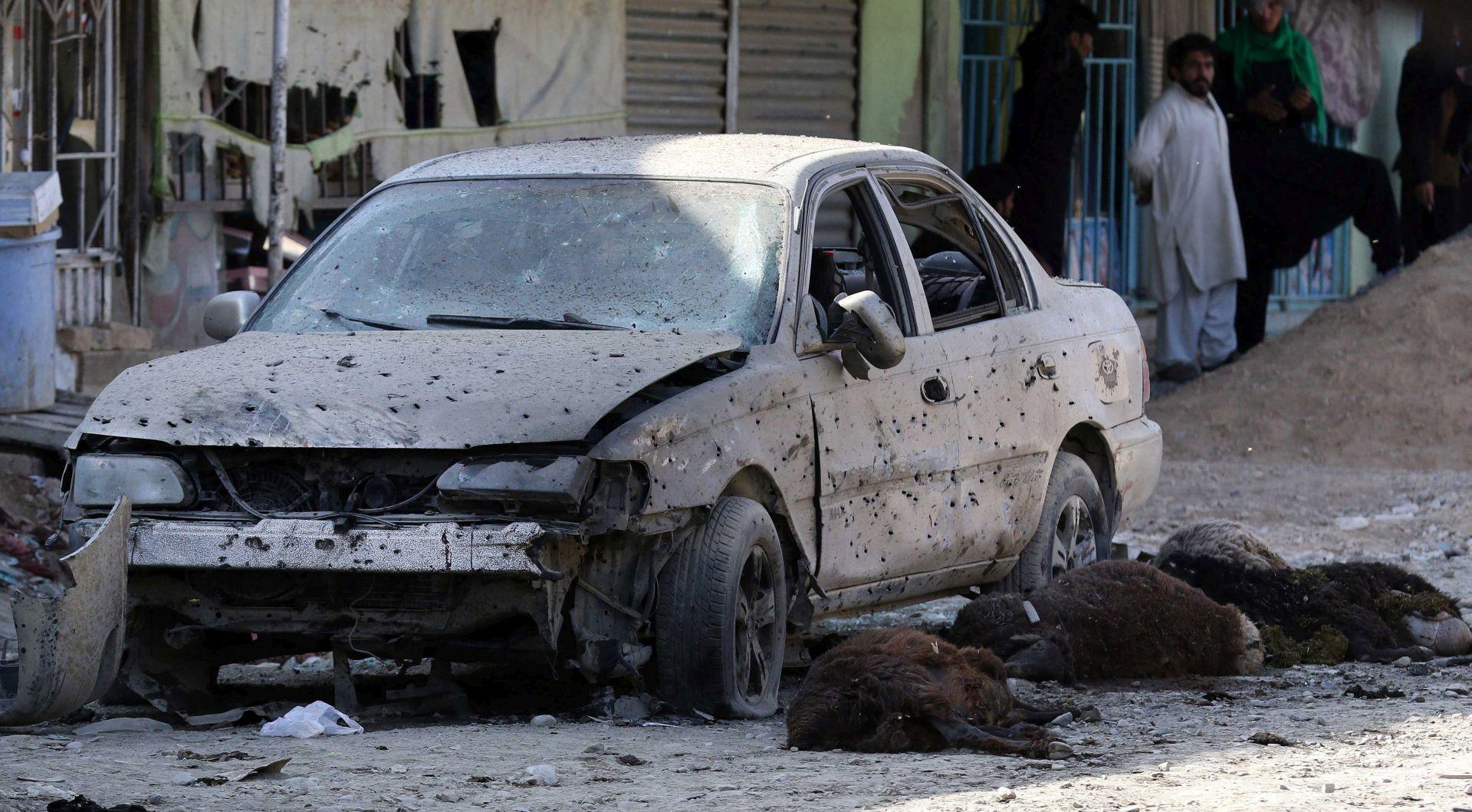 ŠIJITSKA DŽAMIJA Bombaš samoubojica usmrtio najmanje 30 osoba u Kabulu