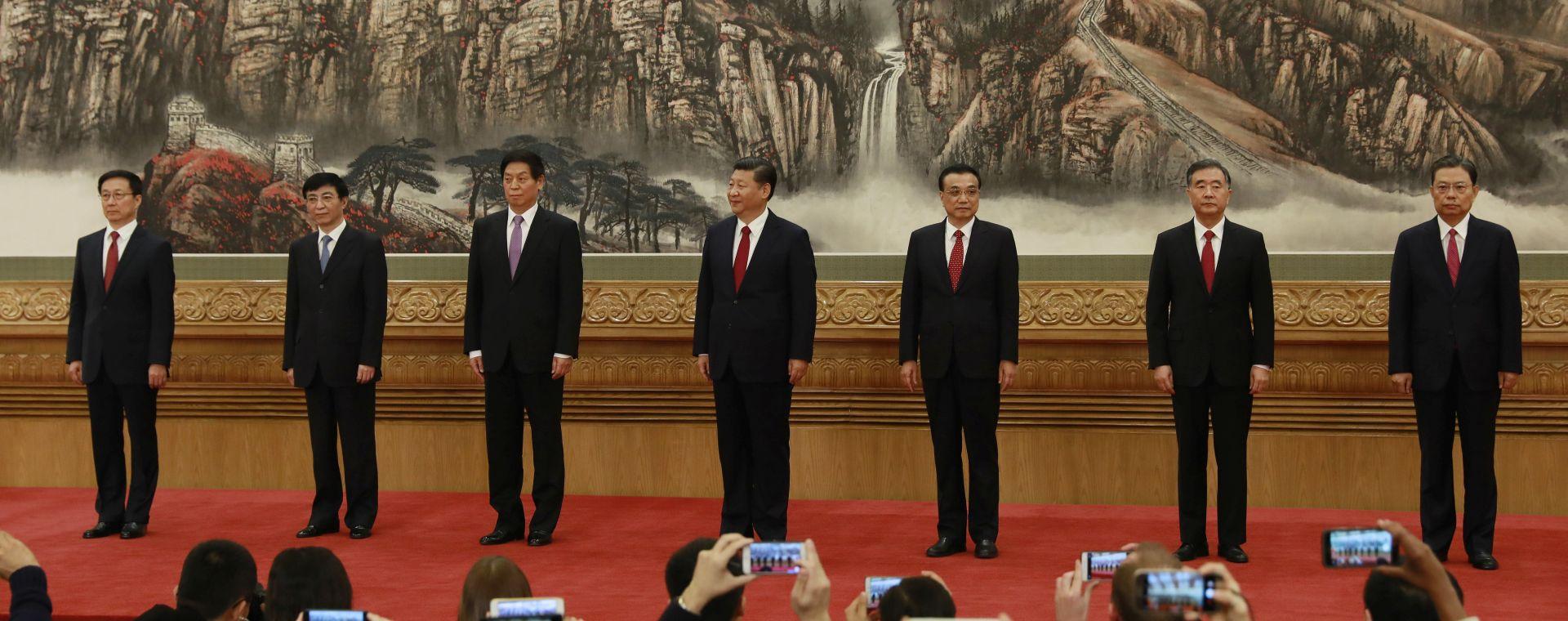 PRVI KOMUNIST SVIJETA Kina predstavila novo vodstvo, Xi Jinping neupitni vođa