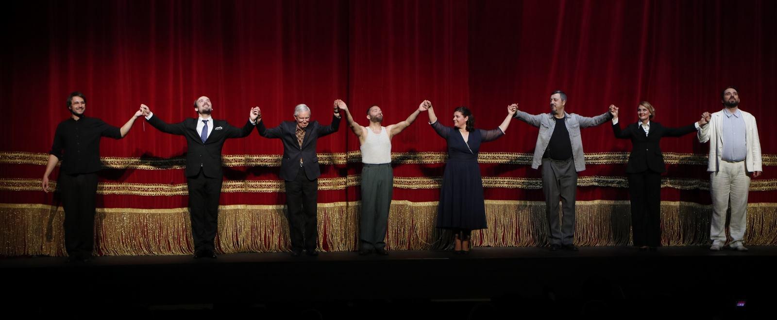 FOTO: Veliko oduševljenje publike na premijeri opere 'La boheme' u HNK Ivana pl. Zajca