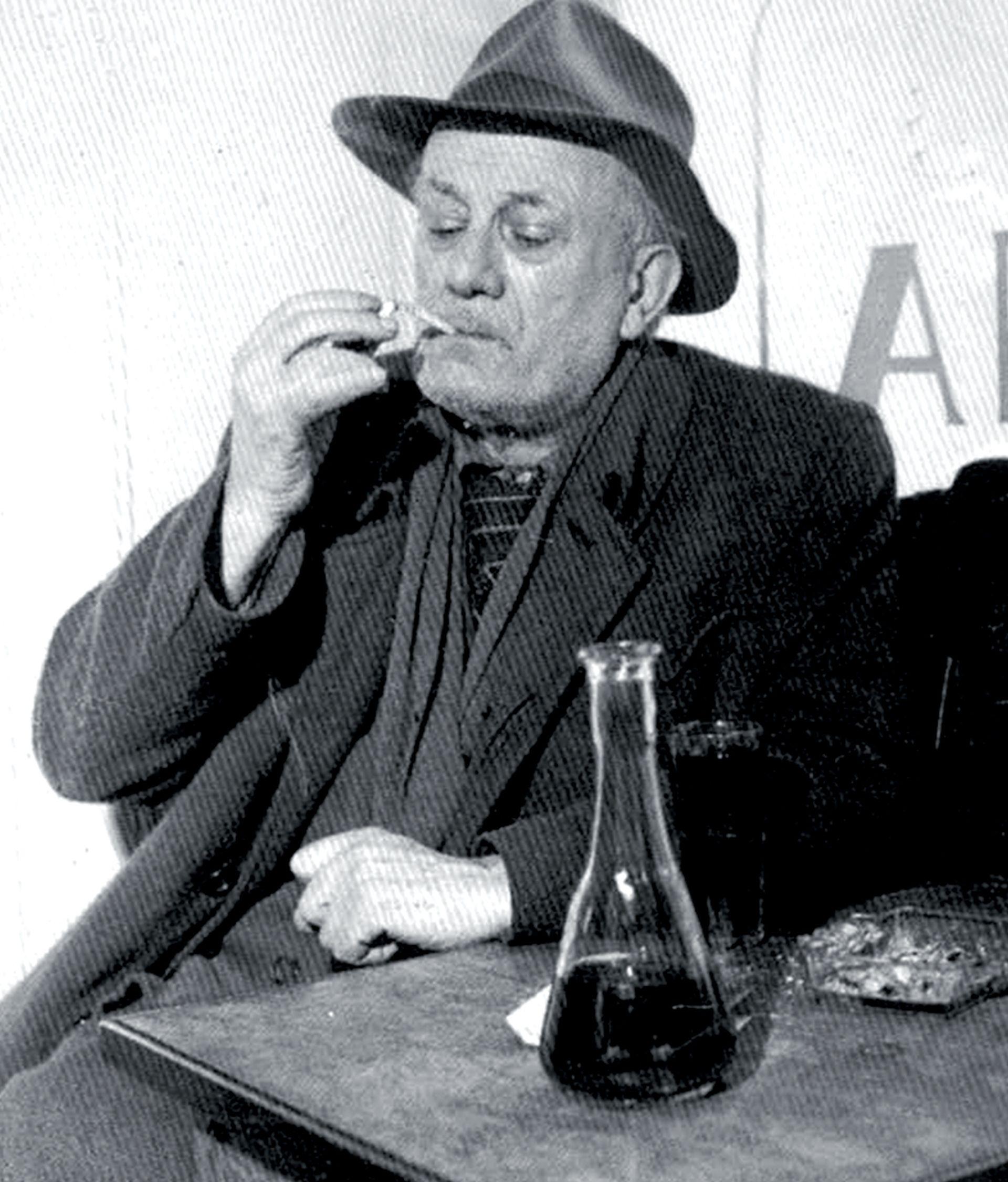 Tin Ujević – kako je živio pjesnik i boem koji je prezirao institucije i rugao se društvu
