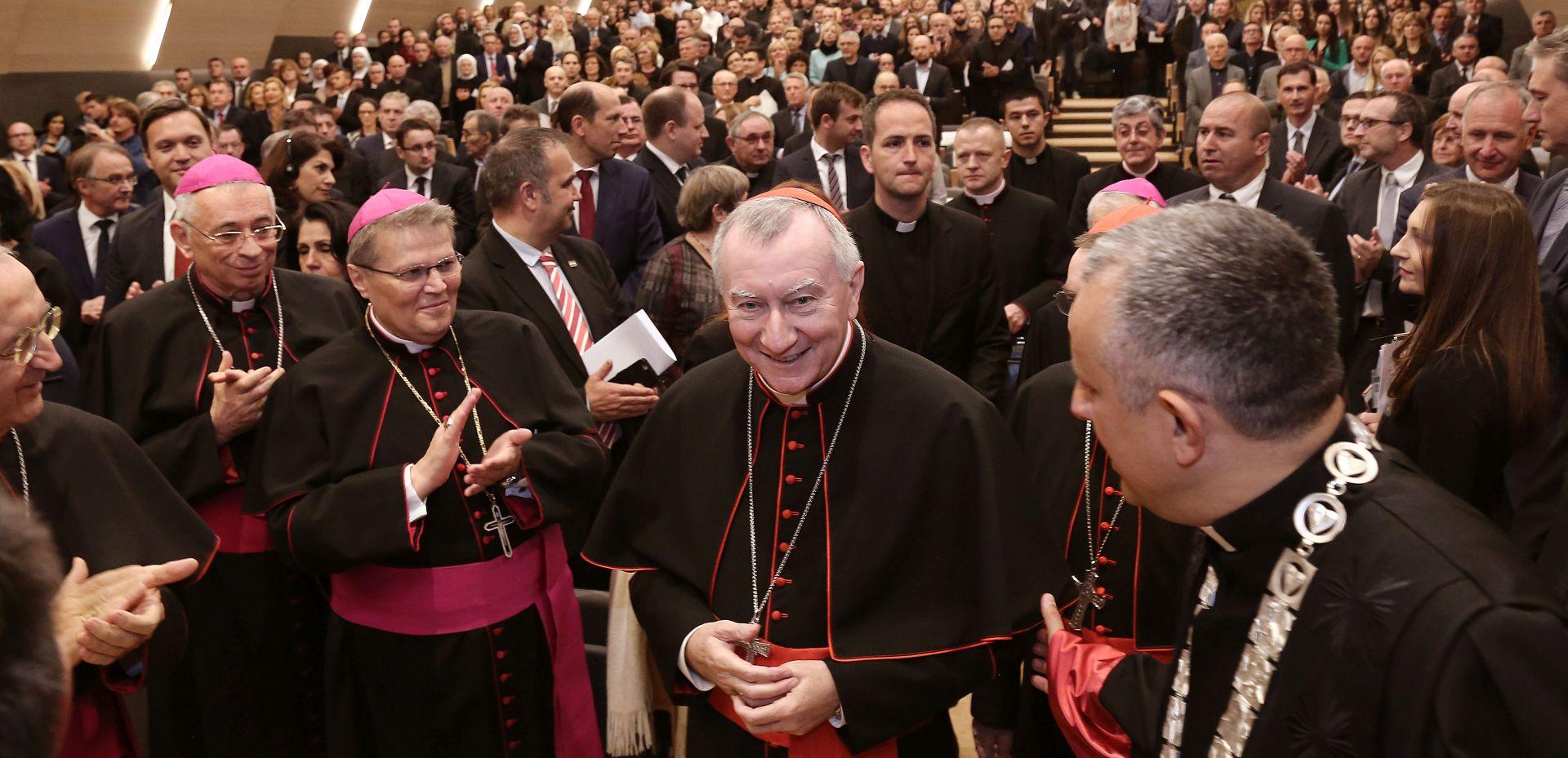 PIETRO PAROLIN (SVETA STOLICA): Ne vidim razloga za revizijom Vatikanskih ugovora, oni nisu izraz privilegija…