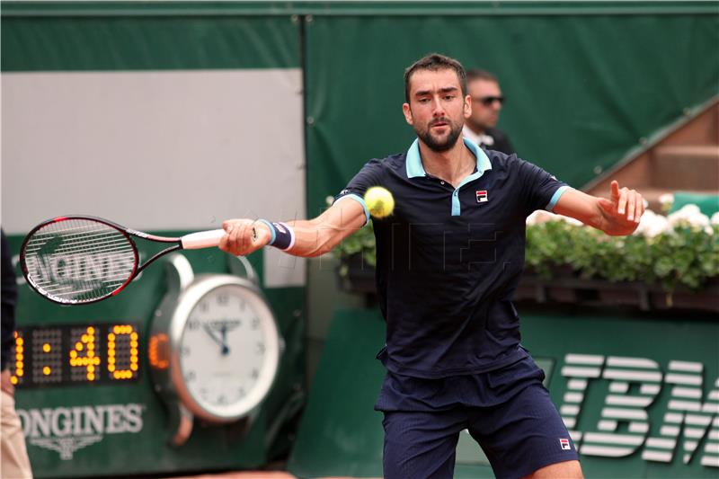 ATP TOKIO Čilić u polufinalu