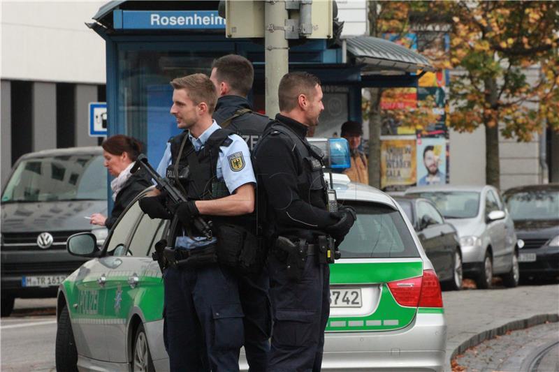 Napad u Muenchenu nije bio teroristički, napadač vjerojatno psihički bolesnik