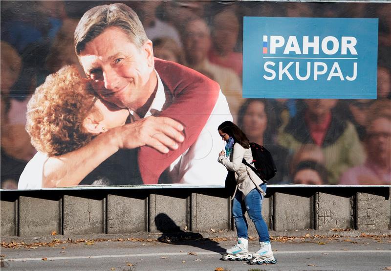 Otvorena birališta na predsjedničkim izborima u Sloveniji