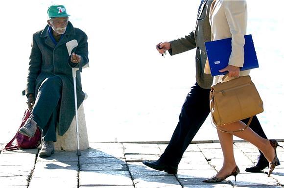 Hrvatska mreža za beskućnike upozorava na rastući problem beskućništva