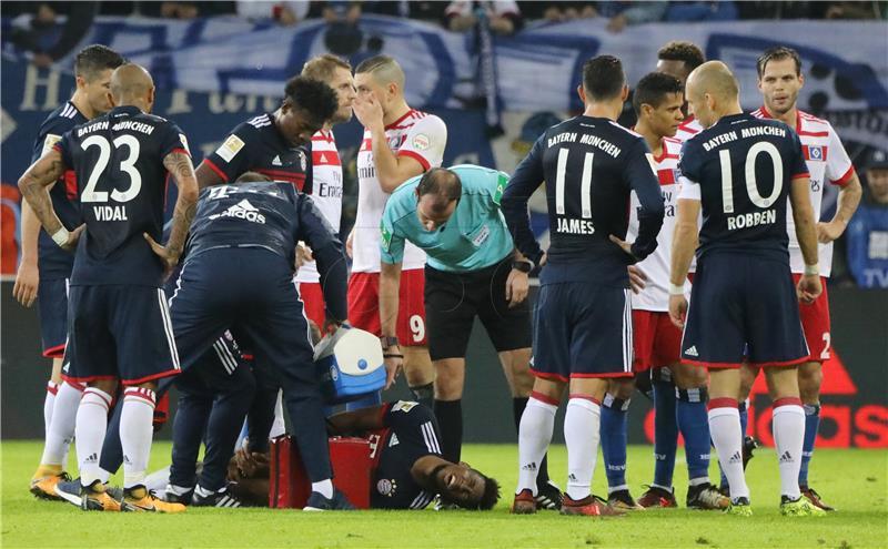 HSV – Bayern 0-1