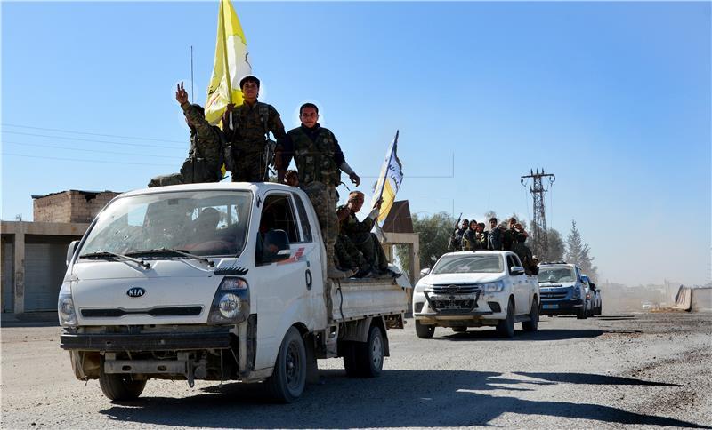 IS izgubio najveće naftno polje u Siriji