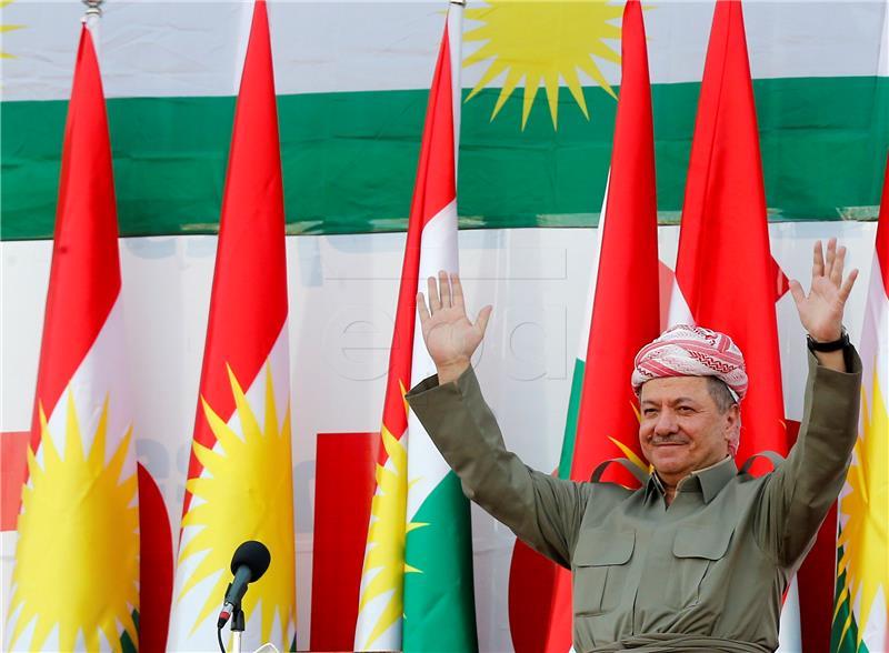 Masud Barzani je otac autonomije iračkih Kurda