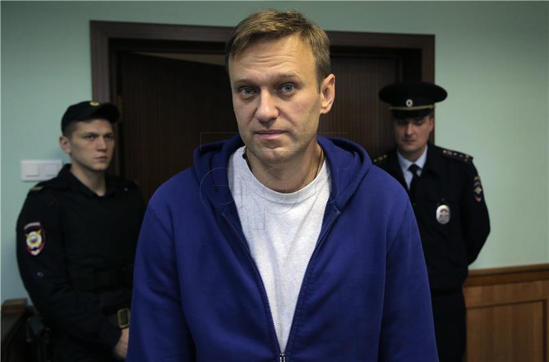 Aleksej Navaljni izašao iz pritvora