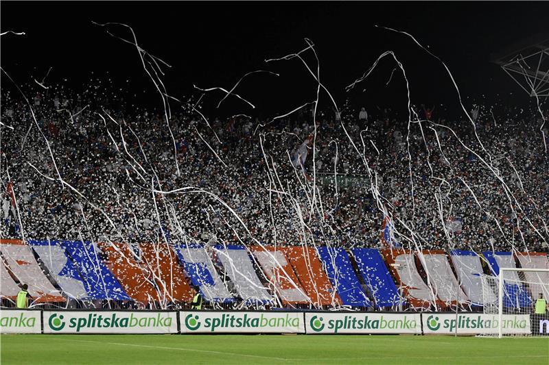 Tri gola u sudačkoj nadoknadni, Hajduk iz penala za 2:2