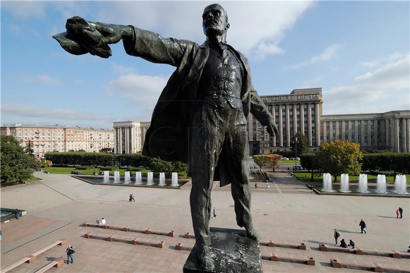 U Rusiji otvorena izložba o prvim žrtvama boljševika