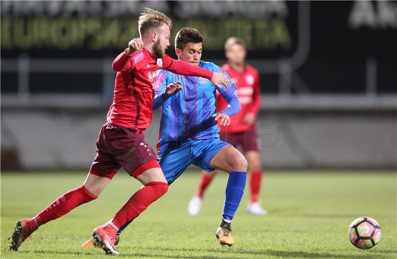 PRVA HNL Rudeš – Cibalia 1-1