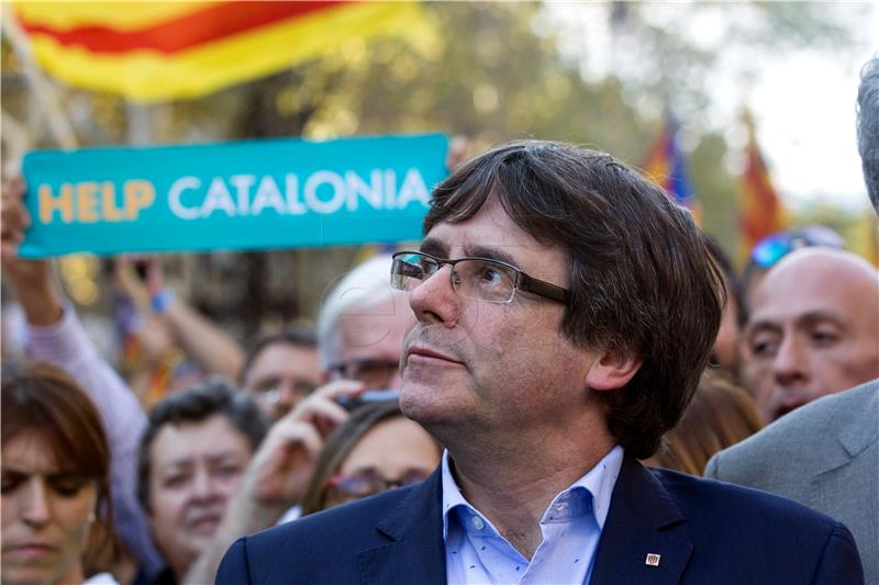KATALONSKI PREDSJEDNIK 'Ne prihvaćamo mjere Madrida, žele nas likvidirati'