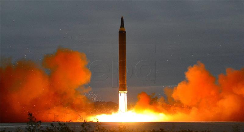 """TILLERSON 'Američka diplomacija sa Sjevernom Korejom će se nastaviti sve do 'prve bombe"""""""