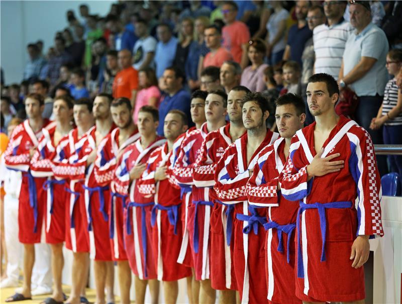 VATERPOLO Hrvatska u skupini s Njemačkom i Rusijom