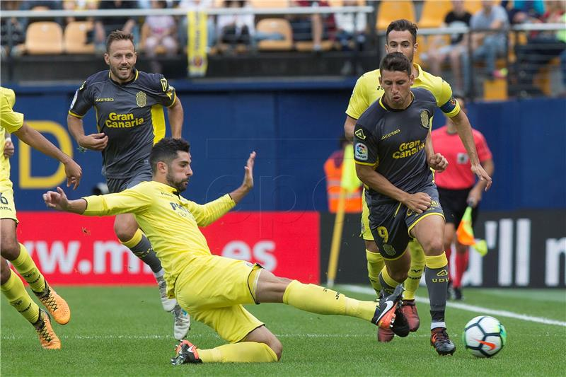 ŠPANJOLSKA Villarreal – Las Palmas 4-0