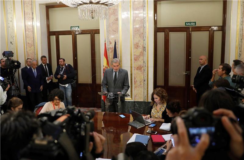 Španjolska vlada ima podršku oporbe za uvođenje izvanrednih mjera u Kataloniji