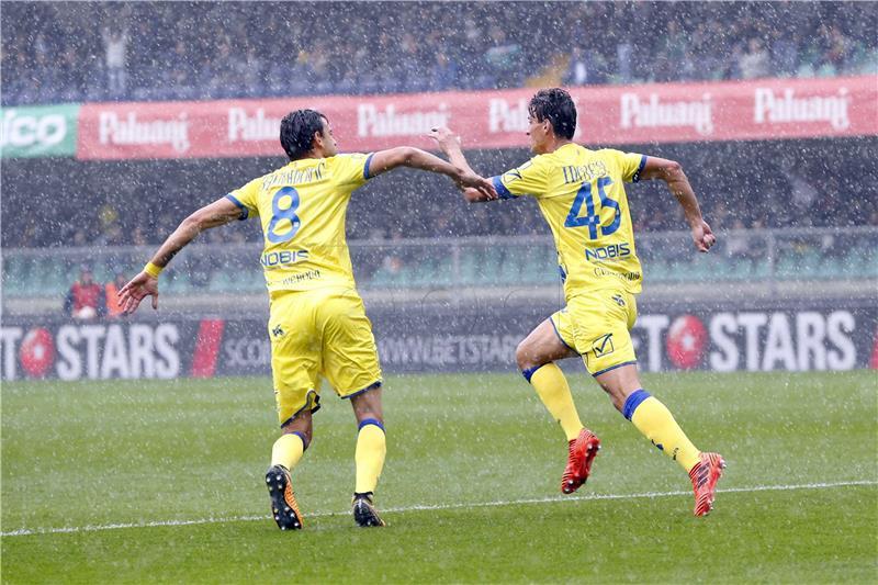 ITALIJA Chievo – Verona 3-2