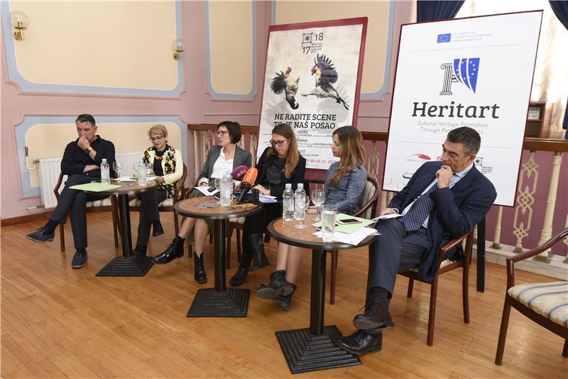 Započeo projekt promocije kulturne baštine Heritart vrijedan 300 tisuća eura