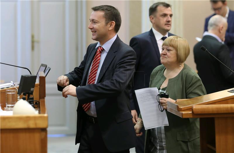 SDP predlaže Miljenića za predsjednika, a Marasa za člana povjerenstva za Agrokor