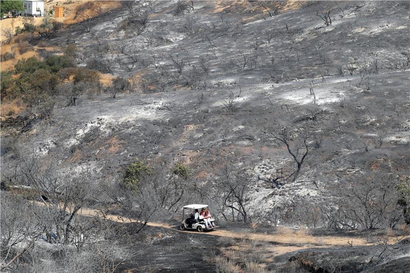 U Kaliforniji izvanredno stanje zbog požara