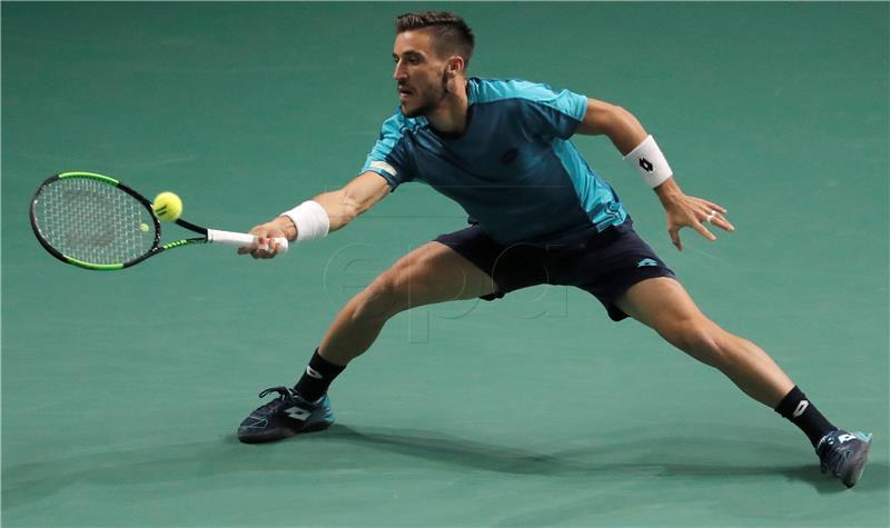 ATP MOSKVA Džumhuru drugi naslov u dva tjedna