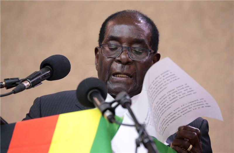 Poništeno imenovanje Mugabea za ambasadora dobre volje WHO-a