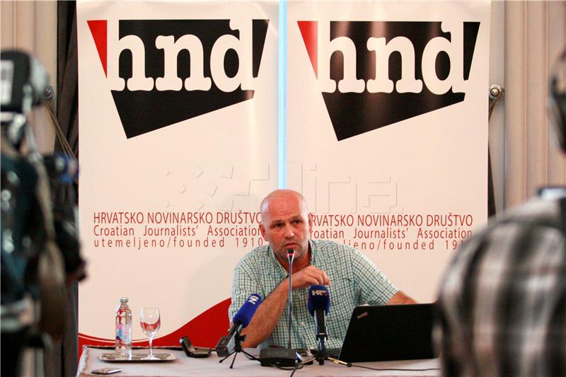 HND osuđuje ponovni verbalni napad sutkinje Šupe na novinare