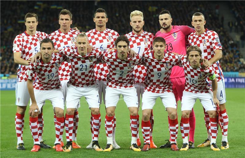 UEFA LIGA NACIJA Hrvatska među 12 najboljih reprezentacija