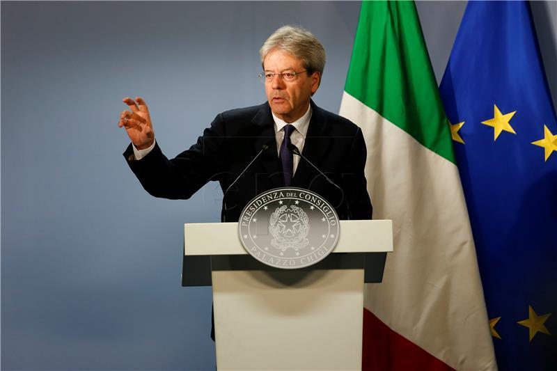 GENTILONI 'Rim spreman na razgovore o većoj autonomiji Lombardije i Veneta'