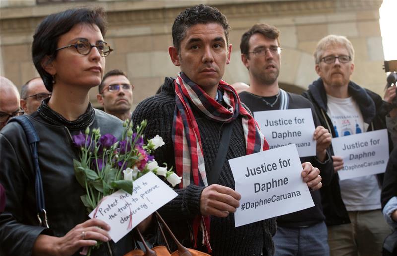 Prosvjedi na Malti nakon ubojstva novinarke