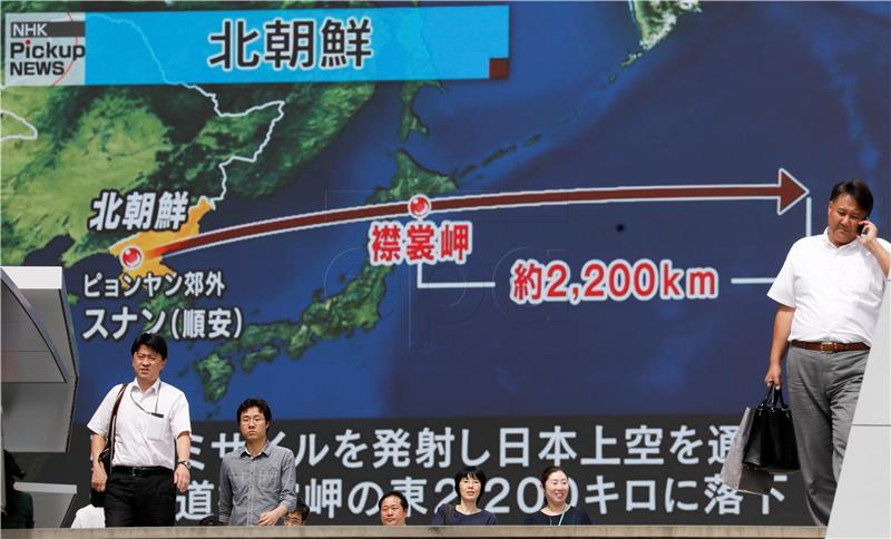 Sjevernokorejsku prijetnju nuklearnog pokusa u atmosferi treba shvatiti doslovno