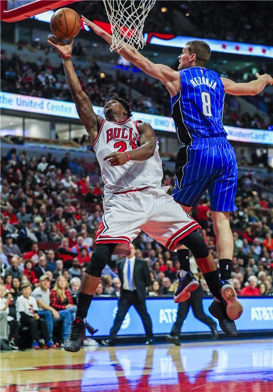 NBA Hezonjinih devet koševa u pobjedi Orlanda