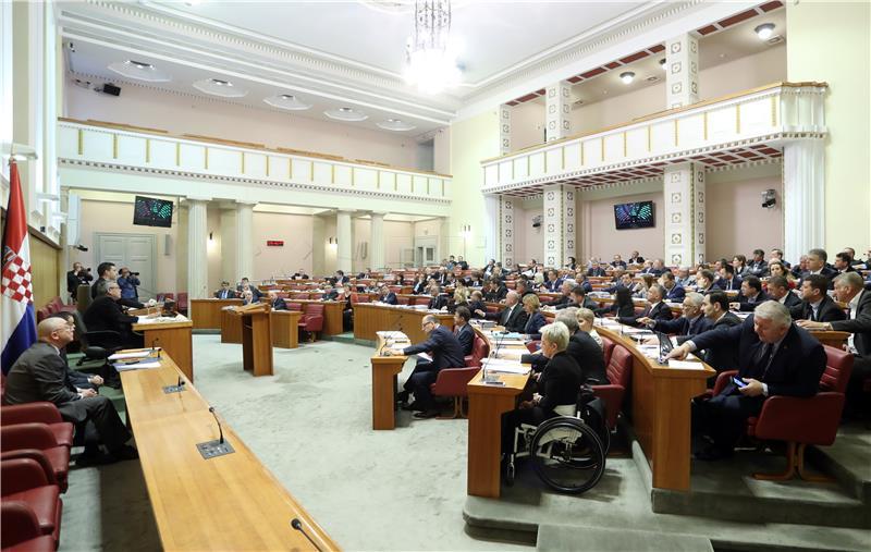 Sabor nakon deset mjeseci izabrao vanjske članove odbora