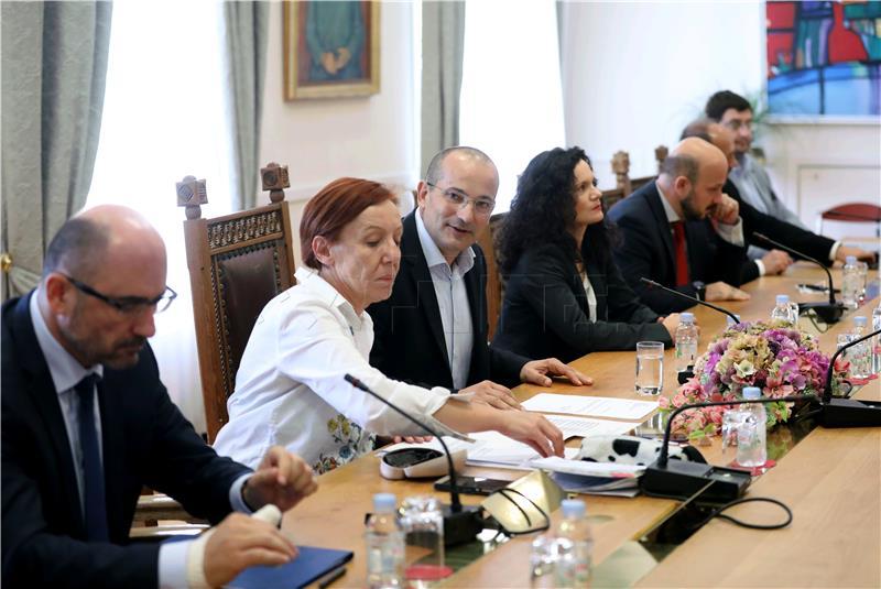 Maras i Jelkovac ne mogu se dogovoriti treba li povjerenstvo za Agrokor nastaviti s radom