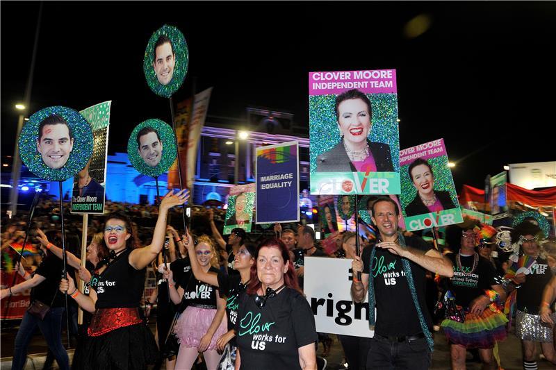 Deset milijuna Australaca dosad se izjasnilo o istospolnim brakovima