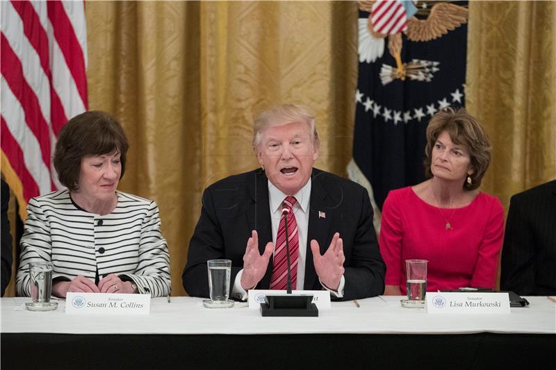Republikanska senatorica želi da demokrati svjedoče o Trumpovu dosjeu