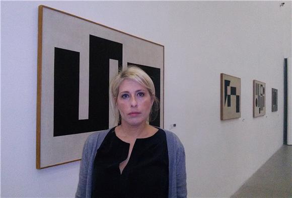 Velika izložba Julija Knifera u Zürichu