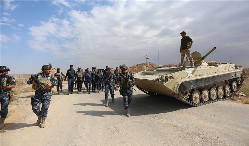 Irački premijer objavio 24-satni prekid operacija protiv Kurda