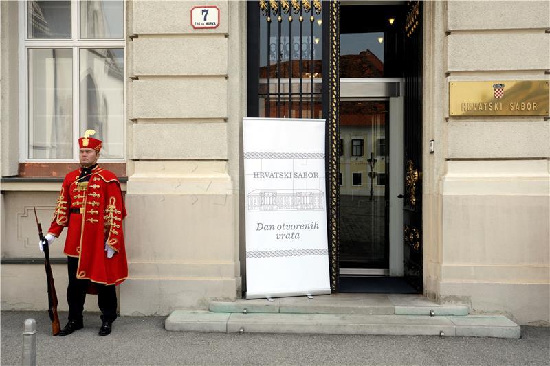 Jandroković čestitao Dan neovisnosti – Sabor u nedjelju otvara vrata građanima