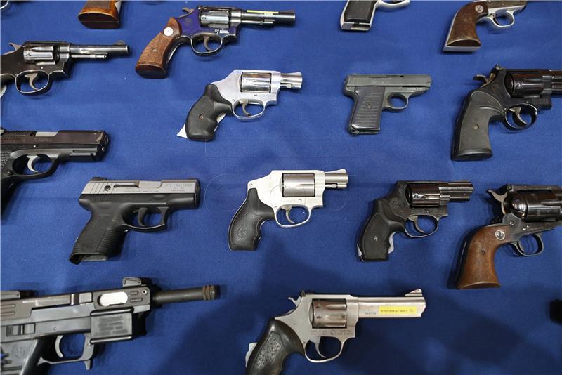 U SAD-u 750 mrtvih manje zahvaljujući zakonskom počeku za kupnju vatrenog oružja, tvrdi studija