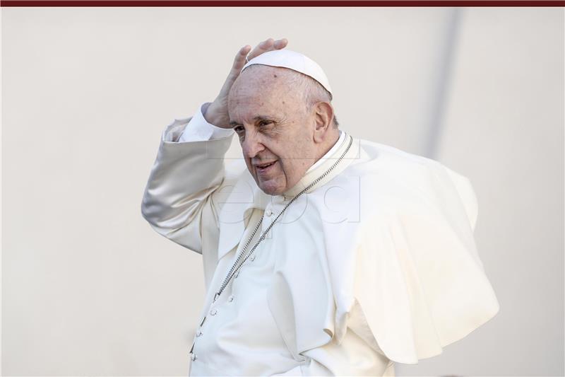 Papa Franjo zabrinut zbog cjepkanja Europe